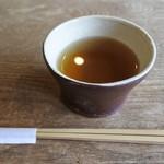 そば. けいた - 蕎麦茶