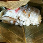 52895262 - 朴葉包み寿司