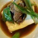 52895263 - 肉湯豆腐風の飛騨牛