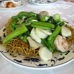 Fook Yuen Seafood Restaurant - 海鮮焼きそば