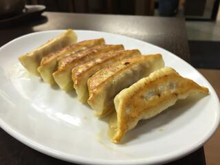 香蘭 - 160629 焼餃子