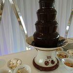52897203 - チョコレートファウンテン