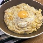 めしや 玉庵 - 親子丼 2016年-6月