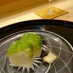 味 ふくしま - 瓜のお寿司!見た目も鮮やか♪