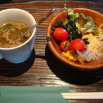 5290285 - サラダ&スープ