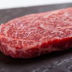 炭火和牛焼肉 じろうや - 飛騨牛フィレ肉