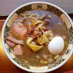 ラーメン 凪 - すごい煮干しラーメン