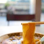 ラーメン 凪 - 極太平麺