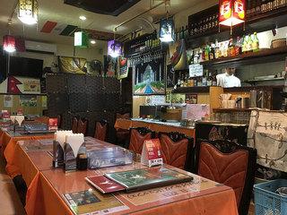 ナマステ上野キッチン