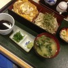 砂場 - 料理写真:かつ丼セットo(^▽^)o