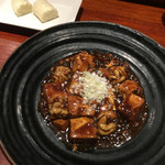 52905244 - 魚介の麻婆豆腐