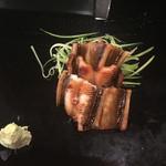 二葉鮨 - 炙り穴子