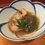 二葉鮨 - 煮貝
