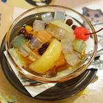 シエモア - みつ豆