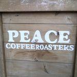 ピース コーヒーロースターズ - 入口