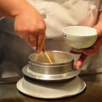 さが風土館 博多季楽 - 炊き立てそのままでも絶対に美味しいですよね