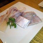 AUN - 太刀魚とイカ