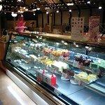 Fujiyaresutoran - ケーキのショーケース