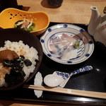 52910315 - 鯛胡麻茶漬け