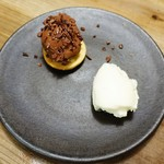 アトリエ フジタ - チョコレートのムース