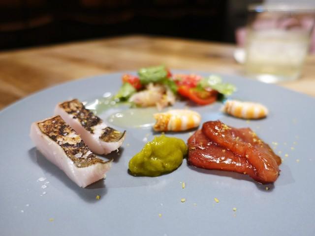 アトリエ フジタの料理の写真