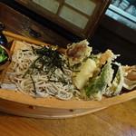 志ほ川 - 料理写真:船盛天 かなりのボリューム