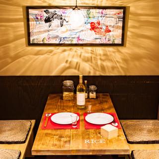 【個室あり】お酒とお料理をゆったりと楽しめます♪