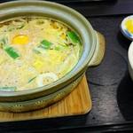 土佐麺処 康 - 鍋焼きラーメン