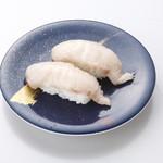 駿河湾朝獲れ回転寿司のぶちゃん - さわら