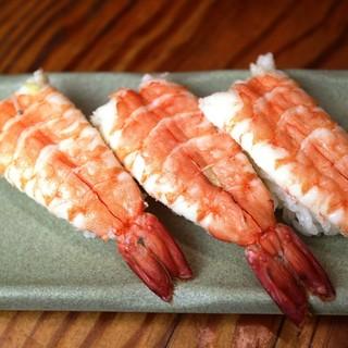 【お寿司250円~】うどん、そばとよく合います。