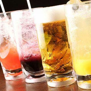飲み放題2時間込!焼き鳥たっぷり宴会コースは3000円から!
