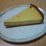 キャトル - ゴルゴンゾーラのチーズケーキ