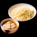 らーめん工房りょう花 - 塩味玉つけ麺 890円(税別)