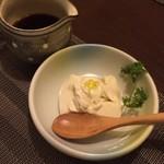 ガカク - 生湯葉豆腐