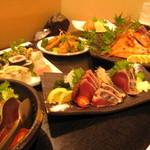 よさこい食祭 楽屋 - 料理写真: