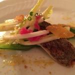 52927264 - 本日の魚料理 イサキ