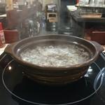 岩津屋 - IHのお鍋