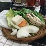 岩津屋 - お野菜