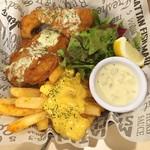 The Manhattan FISH MARKET - FREESH 'N CHEESE