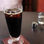 新木珈琲店 - 水出しアイスコーヒー
