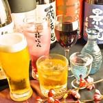 梅咲夜 - 生ビール、本格焼酎、銘柄梅酒、サワー等