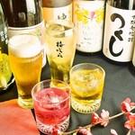 梅咲夜 - 銘柄梅酒多数!利き酒も楽しめます 日本酒・焼酎も○