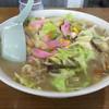 めんきち - 料理写真:ちゃんぽん600円