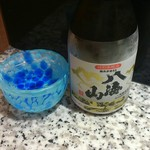 築地寿司岩 - 八海山