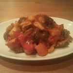 ソーレ エ ルーナ - 料理写真:野菜とキノコのカポナータ