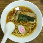 上田屋 - 料理写真:ラーメン