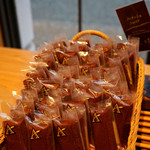 アルティジャーノ - 大好物のフィナンシェ。焼き菓子もあります。