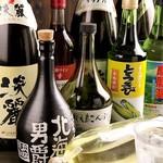 炭焼ジンギスカン エビス - 北海道のお酒を揃えています