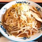 お食事処よしや - 料理写真:冷し味噌ラーメン(870円)