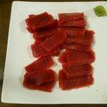 魚孝鮮魚センター - 鮪赤身 ¥780